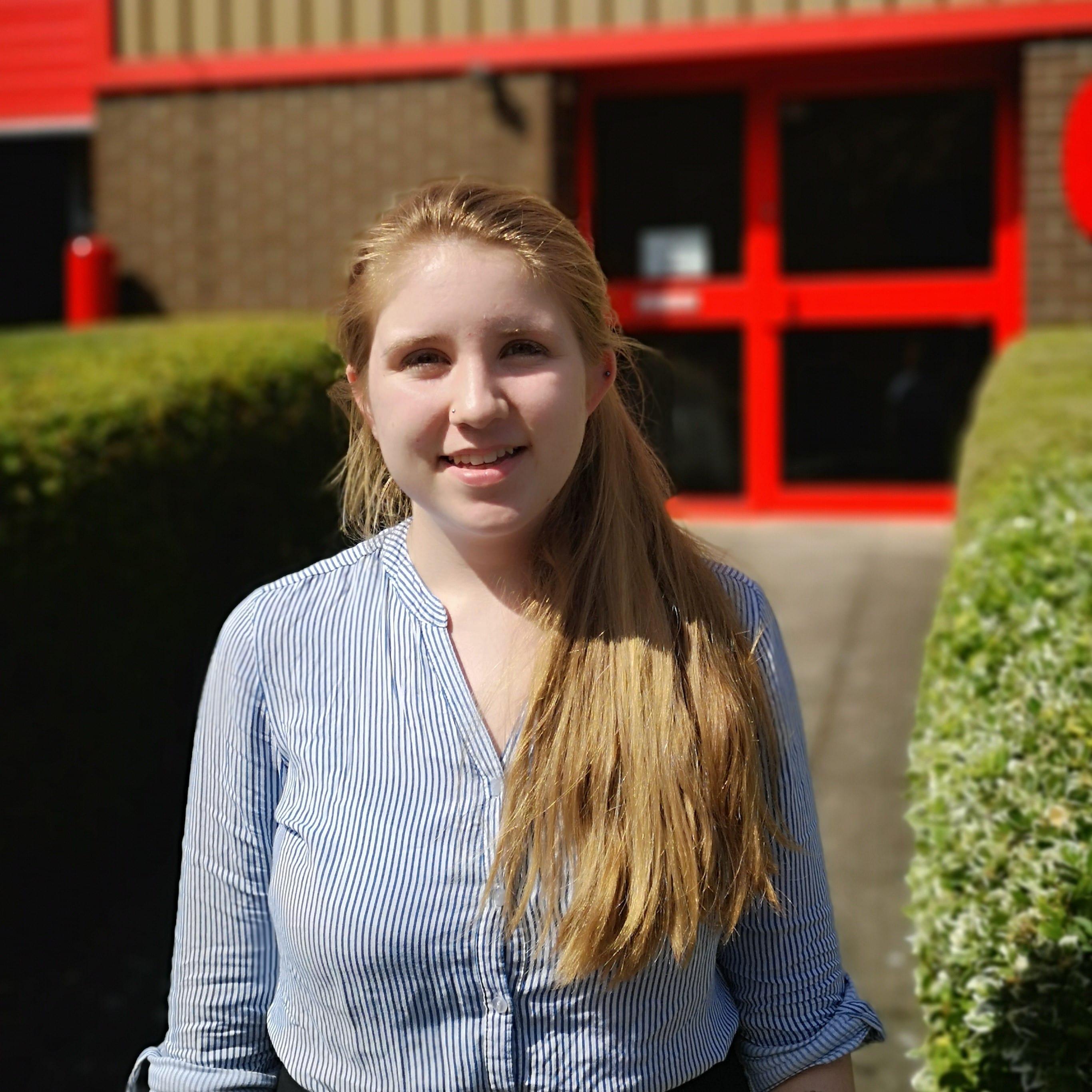 Syndico Business Administration Apprentice Rachel Barnes